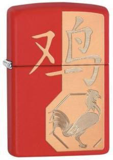 Öngyújtó Zippo Year Of The Rooster 29259
