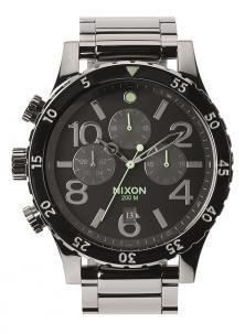 Karóra Nixon 48-20 Chrono Polished Gunmetal A486 1885