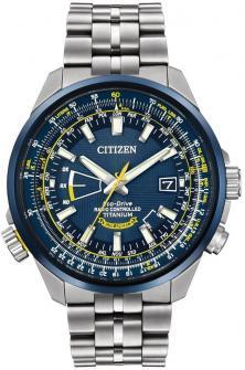 Karóra Citizen CB0147-59L Blue Angels Radiocontrolled