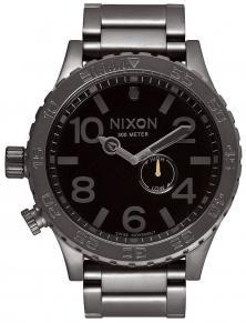 Karóra Nixon 51-30 Tide All Gunmetal Black A057 680