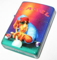 Öngyújtó Zippo Camel Joe Pool Player 1993