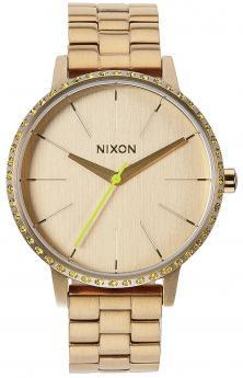 Karóra Nixon Kensington All Gold Neon Yellow A099 1900
