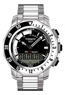 Karóra Tissot Sea Touch T026.420.11.051.00  -33 %