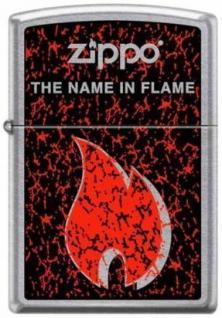 Öngyújtó Zippo The Name In The Flame 7011