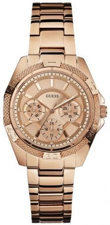 Karóra Guess Rose Gold U0235L3