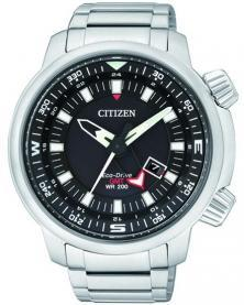 Karóra Citizen BJ7080-53E Eco-Drive GMT Diver