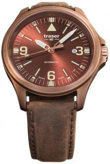 Karóra Traser P67 Officer Automatic Bronze Brown 108073