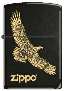 Öngyújtó Zippo Eagle Flying 26320 Licorice