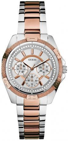 Karóra Guess Two Tone U0235L4