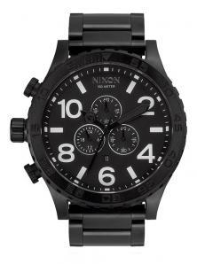 Karóra Nixon 51-30 Chrono All Black A083 001