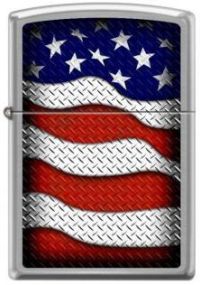 Öngyújtó Zippo Military Background 0598
