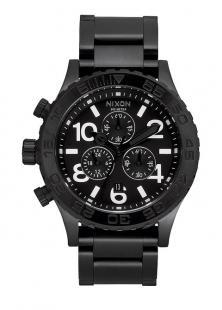 Karóra Nixon 42-20 Chrono All Black A037 001
