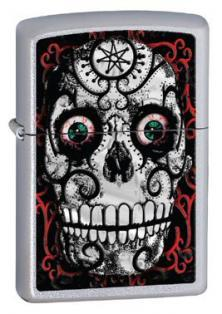 Öngyújtó Zippo Skull - Day of the Dead 24883