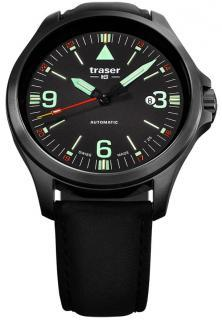 Karóra Traser P67 Officer Pro Automatic Black 108075