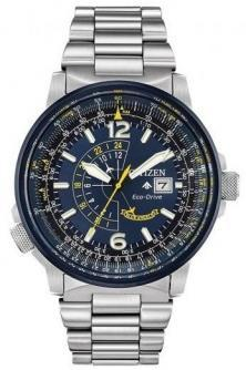 Karóra Citizen BJ7006-56L Promaster Blue Angels