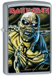 Öngyújtó Zippo Iron Maiden Piece of Mind 29876