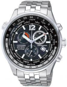 Karóra Citizen AT0360-50E Chronograph World Time