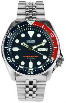 Karóra Seiko SKX009J2 Diver MADE IN JAPAN