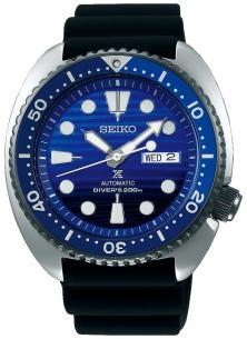 Karóra Seiko SRPC91J1 Turtle Save The Ocean