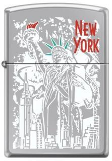 Öngyújtó Zippo New York Statue Of Liberty 5695