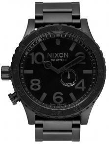 Karóra Nixon 51-30 Tide All Black A057 001