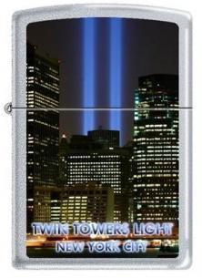 Öngyújtó Zippo WTC Twin Towers - Lights 1060