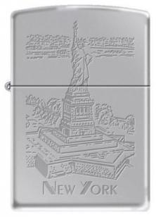 Öngyújtó Zippo New York Statue Of Liberty 6525