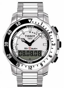 Karóra Tissot Sea Touch T026.420.11.031.00 - 33 %