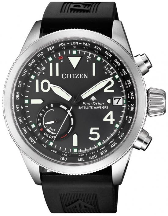 Karóra Citizen CC3060-10E Satellite Wave GPS