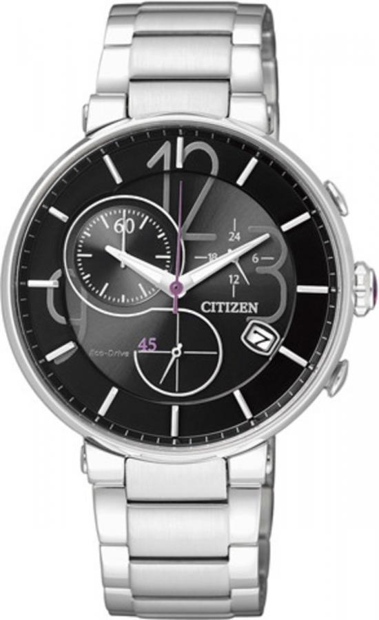 Karóra Citizen FB1200-51E Chronograph Eco-Drive